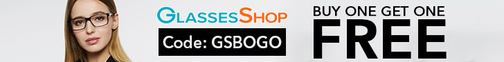 Buy one Get one FREE!  Use Code GSBOGO  Details At GlassesShop.com