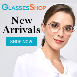 Grab a Deal on a New Look! The New Arrivals are in at GlassesShop.com. Available for a limited time.