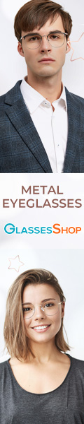 Shop the New Metal Eyeglass Collection at GlassesShop.com.