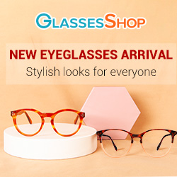 New Arrivals at GlassesShop
