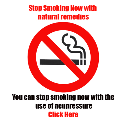 Stop smoking NOW!