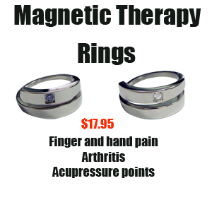 Get your magnetic ring now!