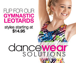 Shop Gymnastics Leotards