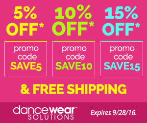 Save up to 15% + Free Shipping