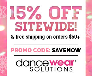 15% off Site Wide + Free Shipping