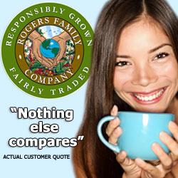 premium gourmet coffee