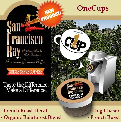 OneCups - Single Serve Coffees