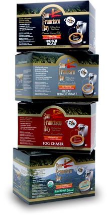 OneCup Single Serve Coffees