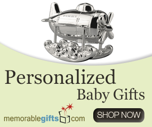 Personalized Baby Gifts - MemorableGifts.com