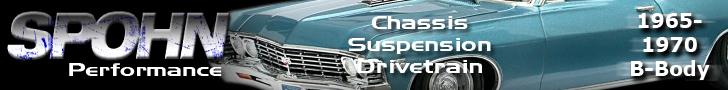 1965-1970 Chevrolet B-Body