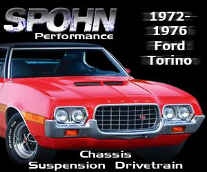 1972-1976 Ford Torino & Ranchero
