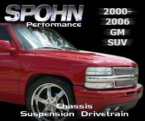 2000-2006 GM SUVs