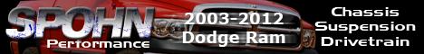 2003-2013 Dodge Ram