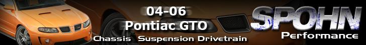 2004-2006 Pontiac GTO