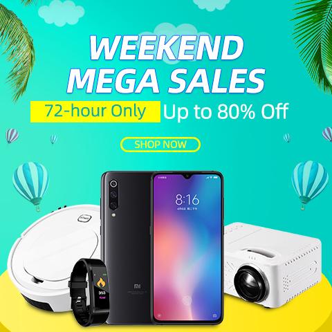Happy Weekend Flash Deals