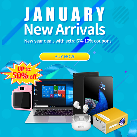 january new arrivals