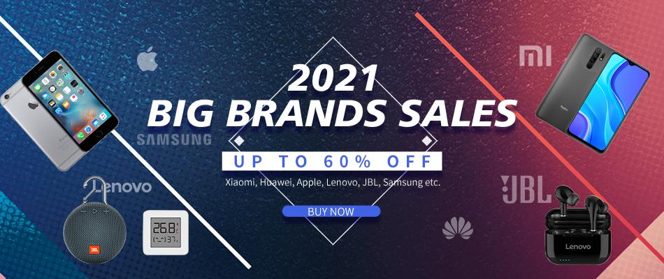 brand sales