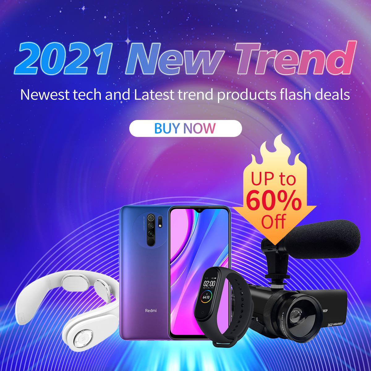 2021 new trend