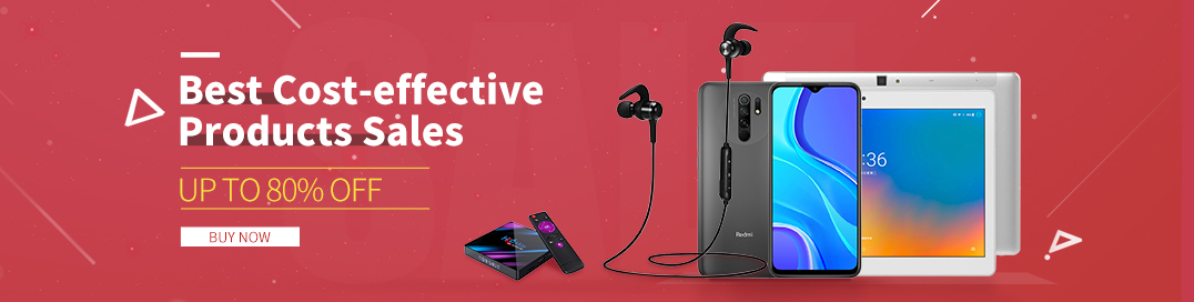 best cost-effective products sales