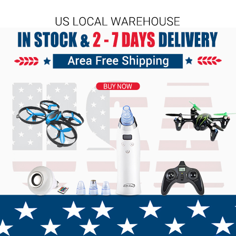US Local Warehouse Free Shipping