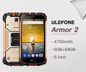 ULEFONE Armor 2 Orange
