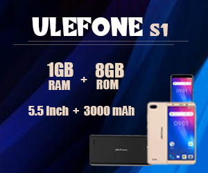 Ulefone S1 Mobile Phone