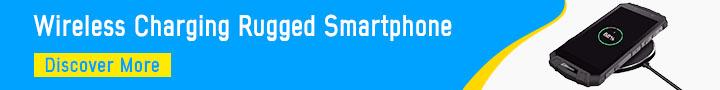 rugged smartphone qi charging