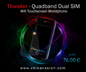 Thunder Cell Phone Quad Band