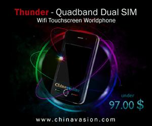 Thunder Cell Phone Quad Band