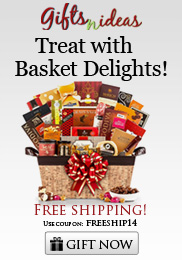 Treat with basket delights!