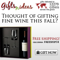 Thought Of Gifting Fine Wine This Fall?