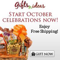Start October Celebrations Now!