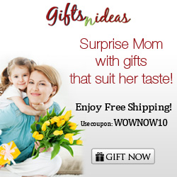 Surprise Mom With Gifts That Suit Her Taste!