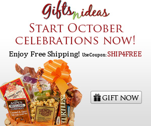 Start October Celebrations Now!