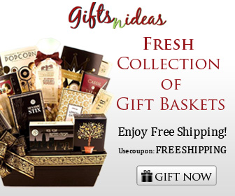 Fresh Collection Of Gift Baskets