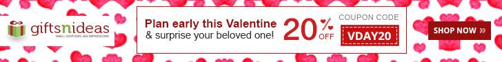 Valentine gift ideas for women