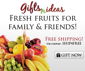 Fresh Fruits for Family & Friends, Enjoy free shipping