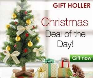 Exclusive Christmas Gifts Deals