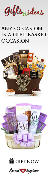 Any Occasion is a Gift Basket Occassion