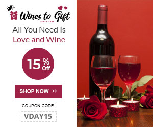 Valentine's Day Wines To Gift