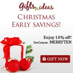 Christmas Early Savings