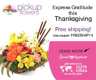 Express Gratitude This Thanksgiving