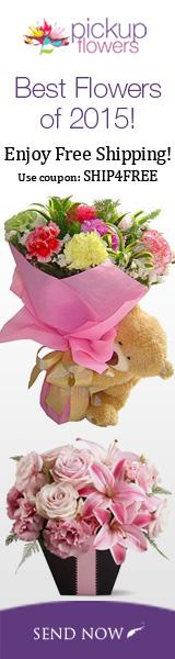 Best flowers of 2015, Enjoy Free shipping!