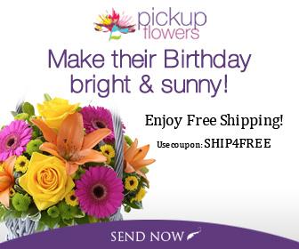 Make their birthday bright & sunny! Enjoy free shipping