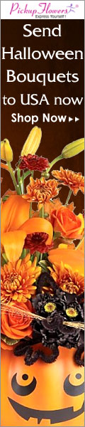 Send Halloween bouquets to USA
