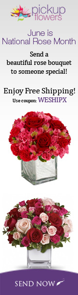 June is the National Rose month, send a beautiful rose bouquet