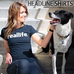 Reallife t-shirt