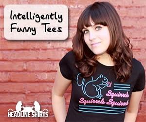 squirrels squirrels squirrels t-shirt