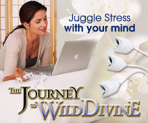 stress relief training software and meditation