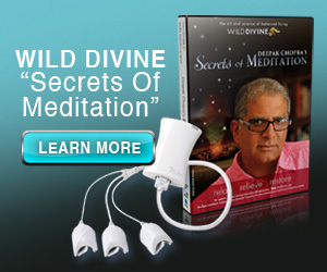 Deepak Chopra's Secrets of Meditation